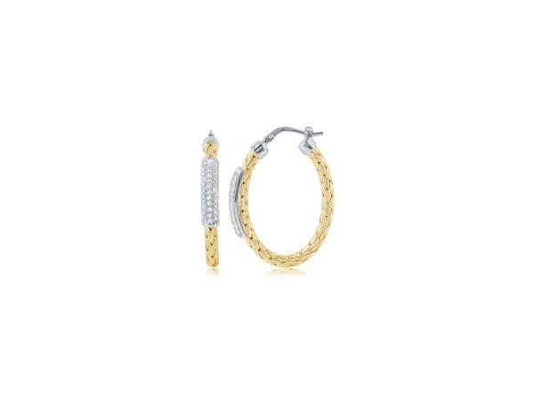 Earrings by Charles Garnier Paris
