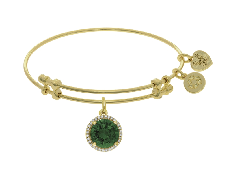 Angelica May Birthstone Bangle by Angelica