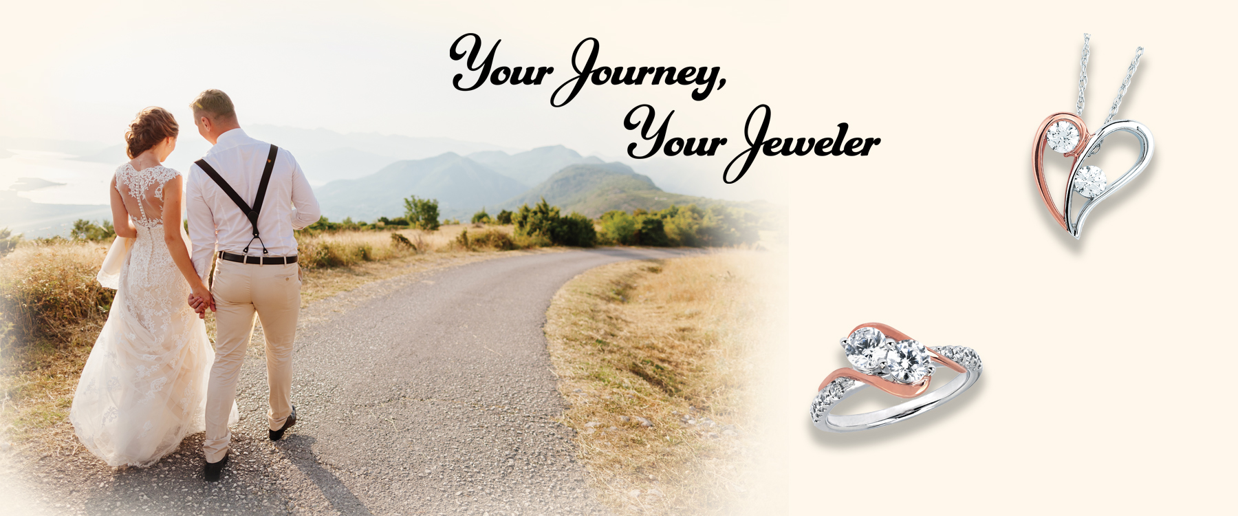 Your journey your jeweler two diamond -